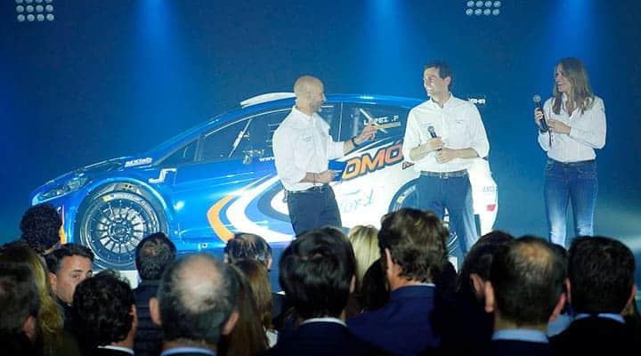 FORD | Presentación FORD Fiesta R5 Rally | Murcia
