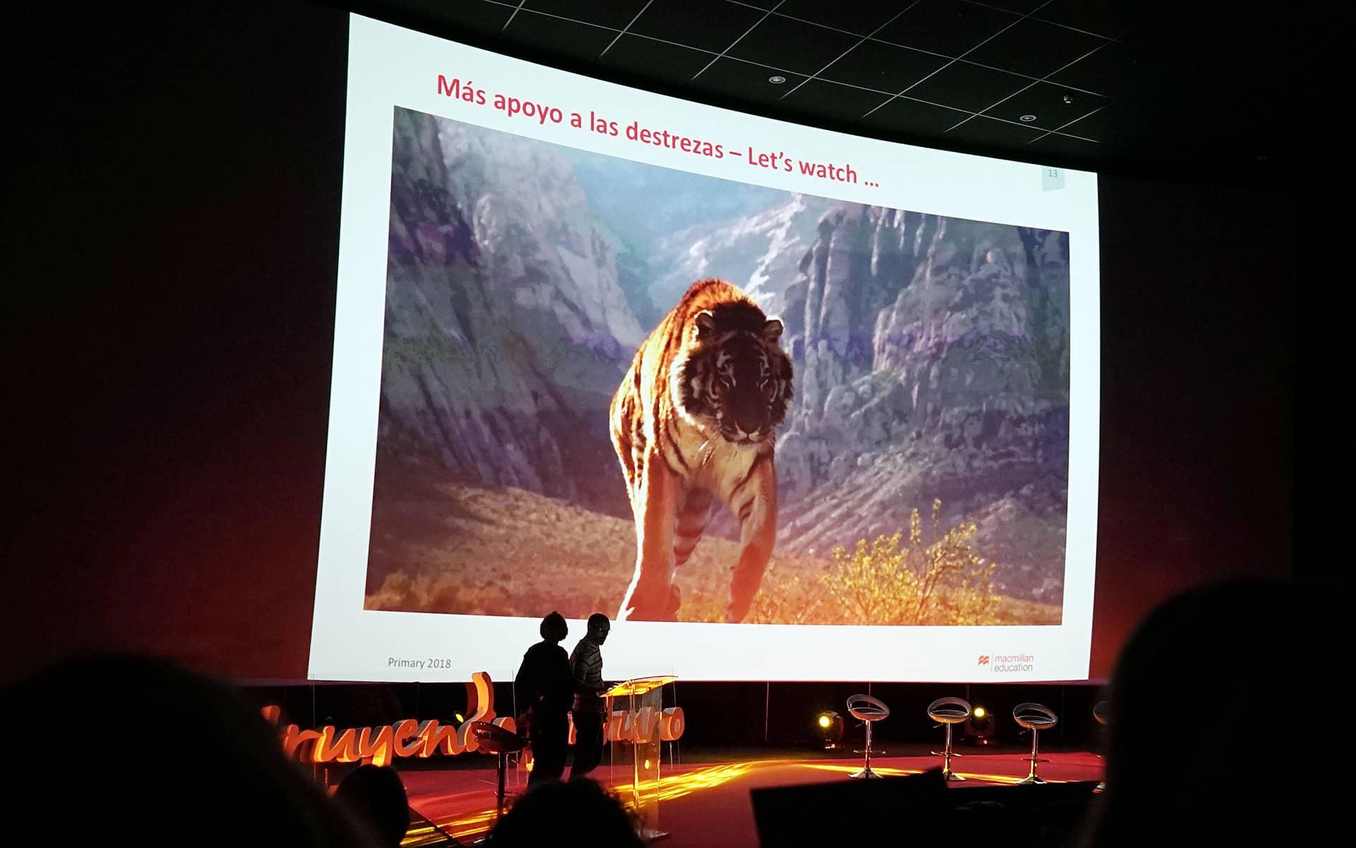 MACMILLAN | Encuentro Anual 2018 | Sala KINEPOLIS Madrid