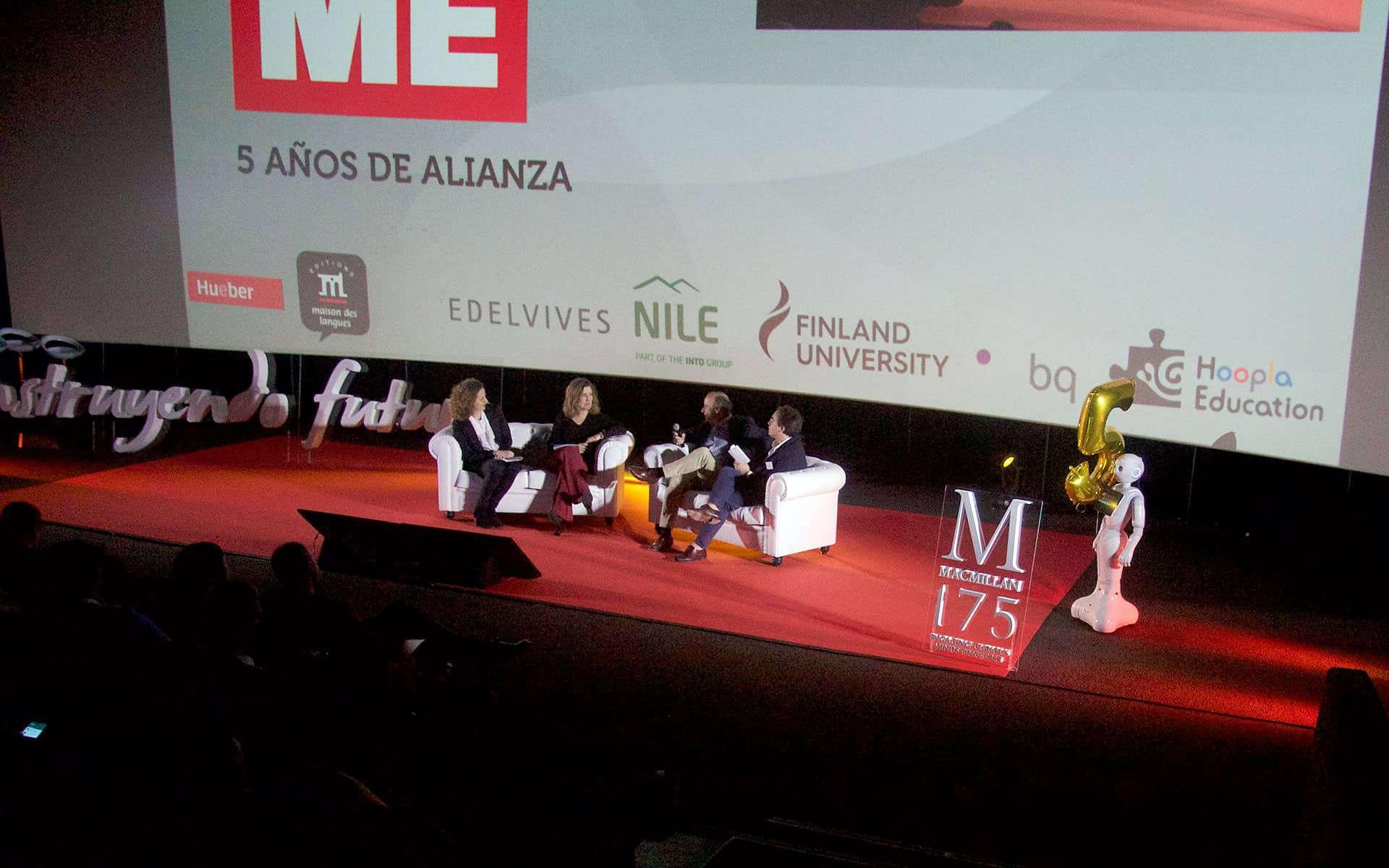 MACMILLAN   Encuentro Anual 2018   Sala KINEPOLIS Madrid