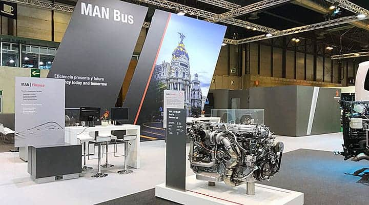 MAN Trucks & Bus #fiaa2017