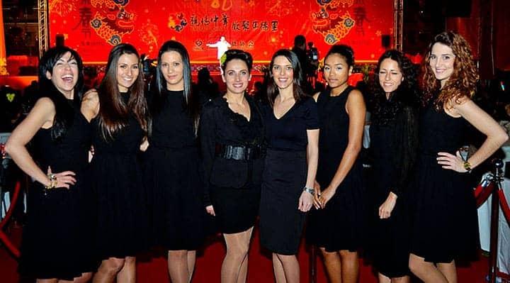 Celebración del año nuevo chino en el Madrid Arena | Innomedia Eventos