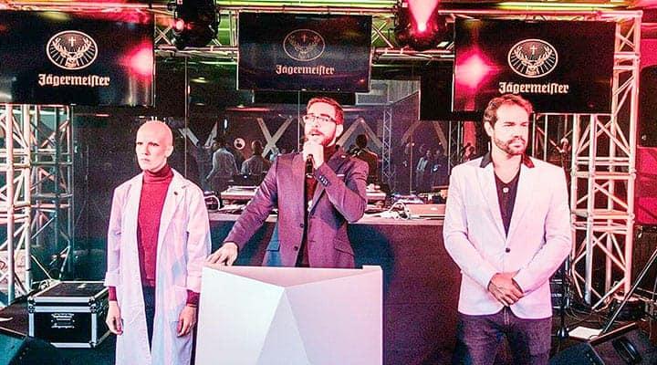 Evento Jägermeister en Madrid