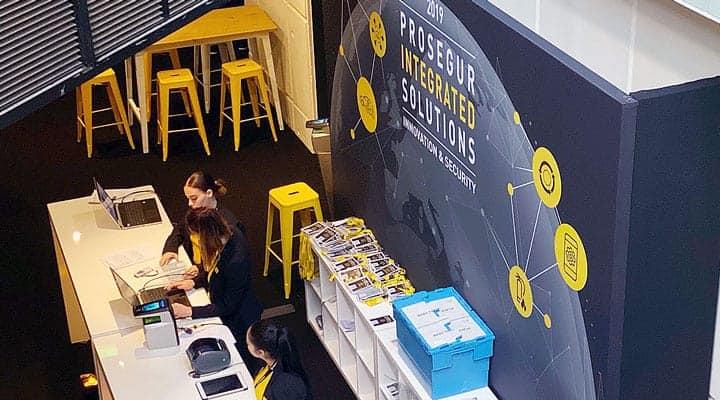 Evento Prosegur   Soluciones Integrales Francia 2019