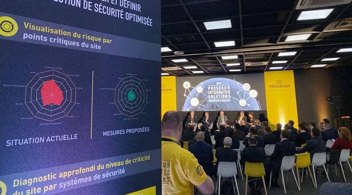 Evento Prosegur | Soluciones Integrales Francia 2019