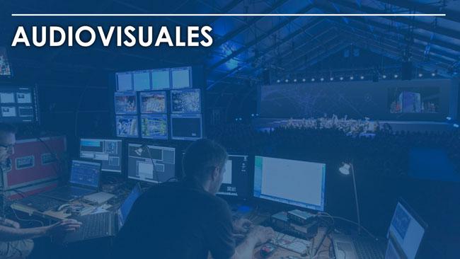 Servicios Audiovisuales para Eventos