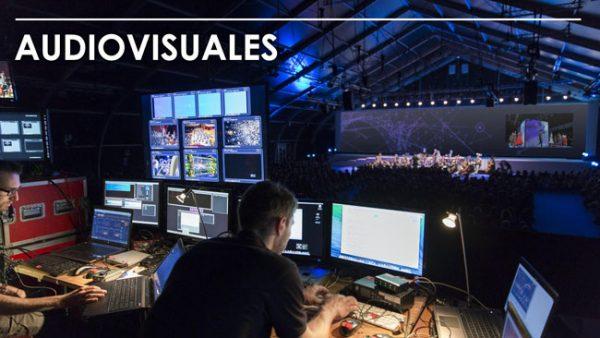 Audiovisuales | Producción Integral de Eventos