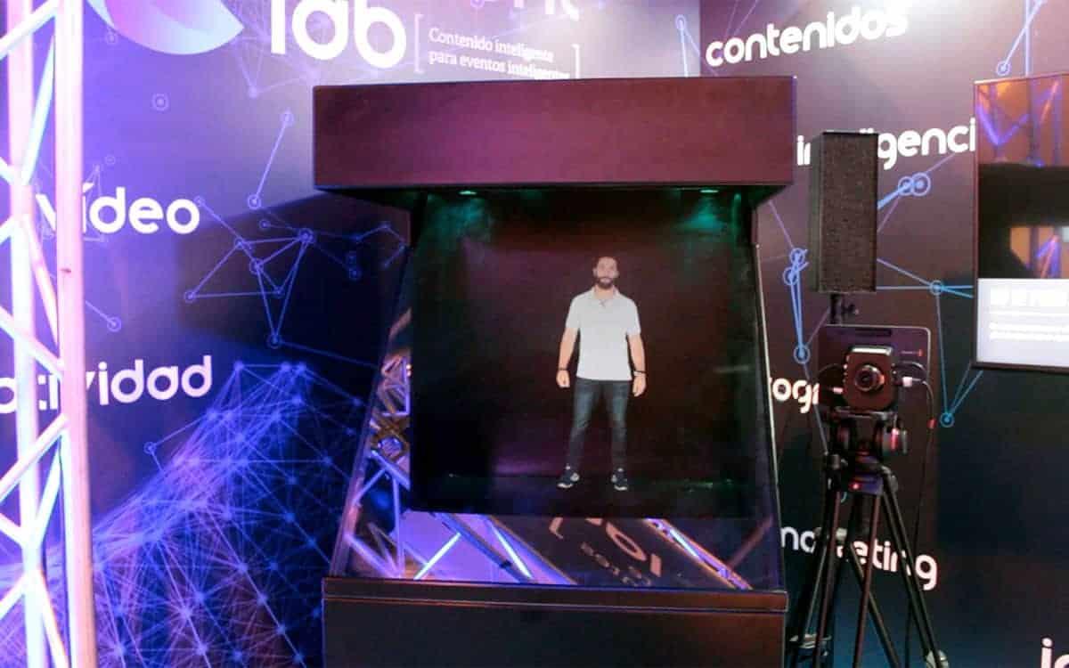 Holograma | Innomedia Eventos en EventoDays