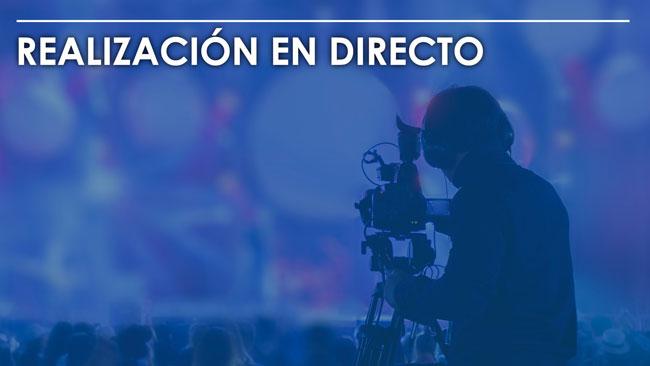 Realización en Directo para Eventos | Producción Integral de Eventos