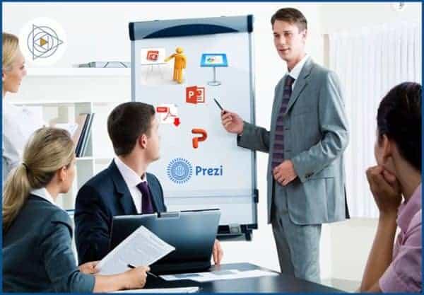 PPT, Keynote, Prezi, Vídeos | Realización en Directo para Eventos