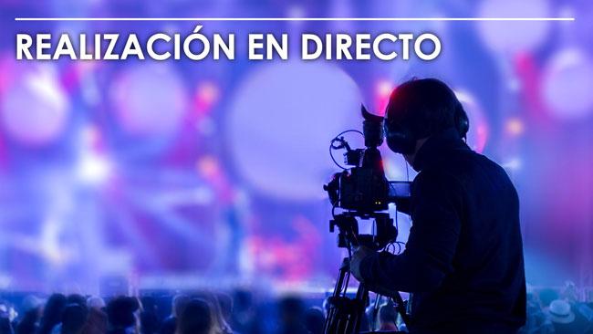 Realización en Directo | Producción Integral de Eventos