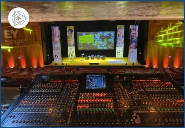 Convenciones | Alquiler de Sonido e Iluminación para Eventos