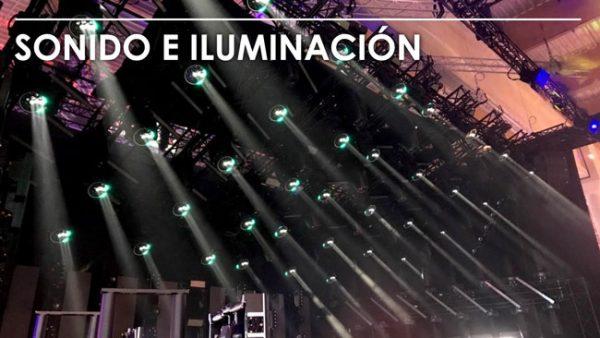 Sonido e Iluminación | Producción Integral de Eventos