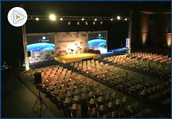 Mobiliario | Escenarios Tarimas y Estructuras para Eventos
