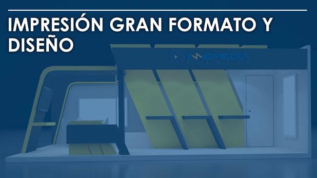 Empresa especializada en Diseño y Renders, Traseras, Impresión Digital, Arquitectura del Evento, Proyectos y Certificados e Instalación Eléctrica para Eventos en Madrid