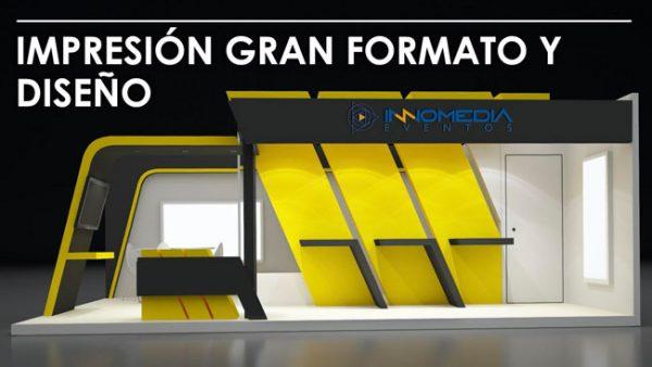 Impresión Gran Formato y Diseño | Producción Integral de Eventos