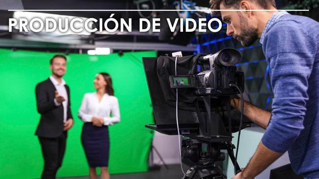 Empresa especializada en Vídeo y Fotografía para eventos en Madrid Capital y Comunidad de Madrid. Vídeo Promocional, Vídeo Corporativo, Making-Off de Eventos, Vídeo con Drones, Escenarios Virtuales 3D, Animaci´øn 2D - 3D, Fotografía, Estudio de Grabación, Actores y Localizaciones.