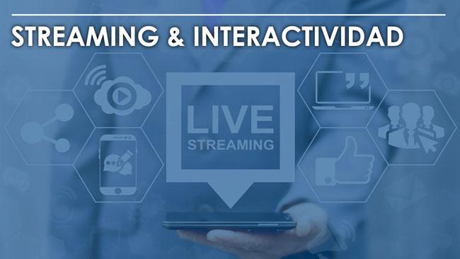 Streaming & Interactividad para Eventos, Sistemas de Votación | Producción Integral de Eventos