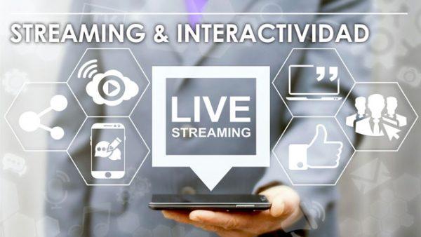 Streaming & Interactividad | Producción Integral de Eventos