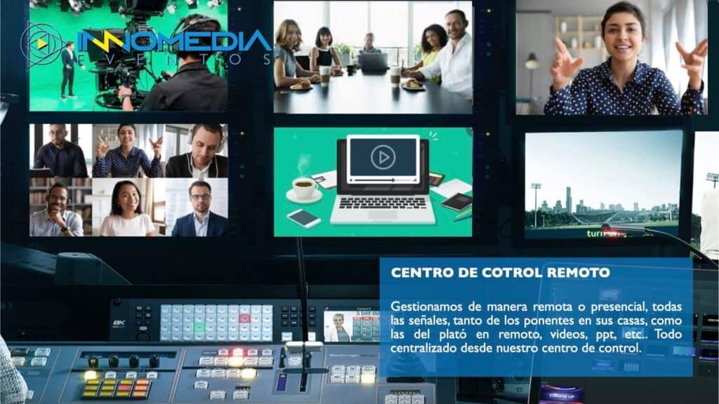 Centro de Control Remoto